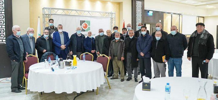 رام الله: لجنة الانتخابات تجتمع مع الأمناء العامين للفصائل