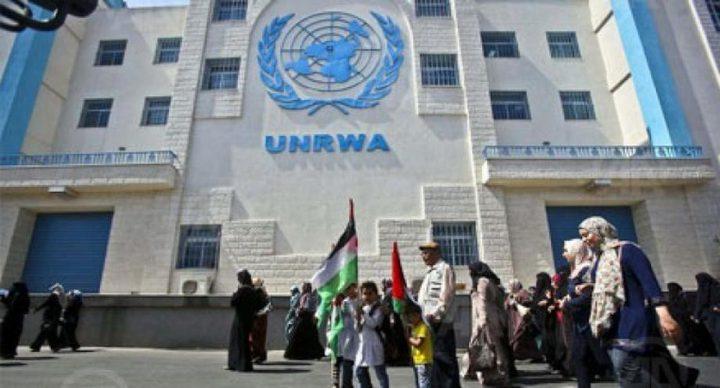"""""""فلسطين النيابية"""" تبحث التحديات التي تواجه """"الأونروا"""""""