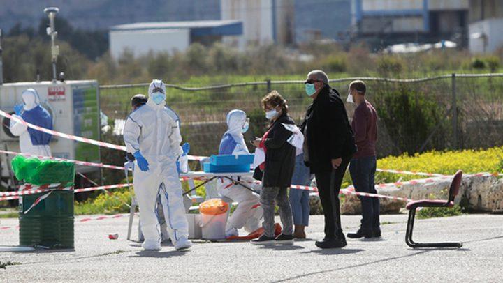 المجتمع العربي:45 بلدة في المنطقة الحمراء بسبب فيروس كورونا