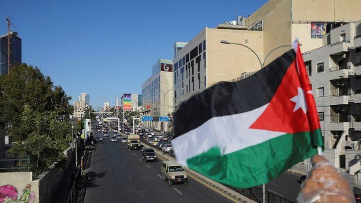 """الأردن تسجل 8 وفيات و1030 إصابة جديدة بـ""""كورونا"""""""