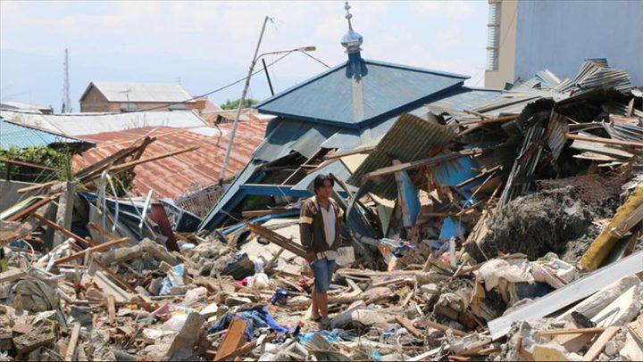 أندونيسيا: ارتفاع حصيلة ضحايا الانهيارات الأرضية إلى 36