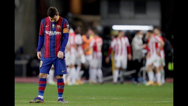 صحيفة: ميسي لن يتم معاقبته بالايقاف لـ4 مباريات
