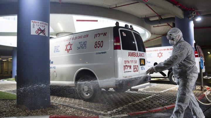 تسجيل 5616 اصابة جديدة بفيروس كورونا في دولة الاحتلال