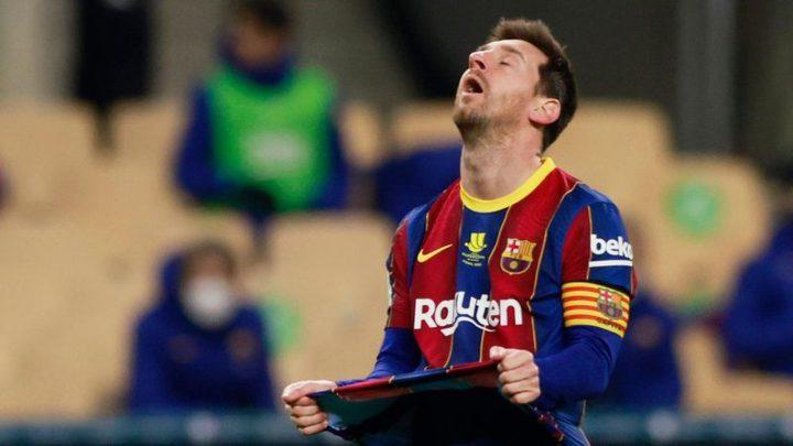 ما هو شرط ميسي للبقاء في برشلونة؟