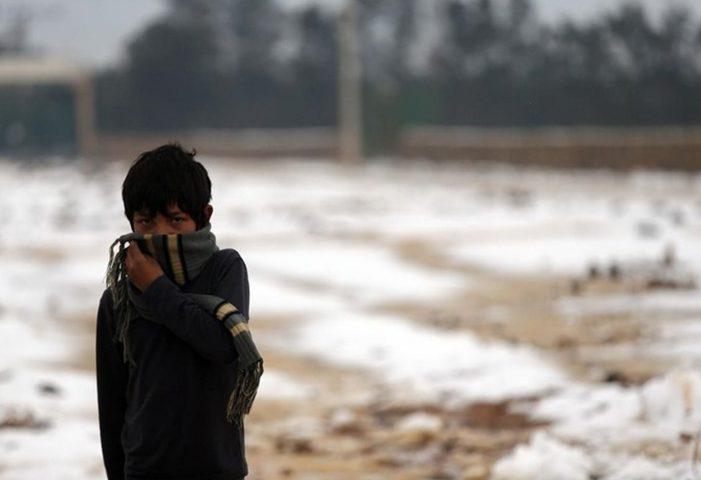 السيول تحول مخيمات النازحين إلى مستنقعات بسورية