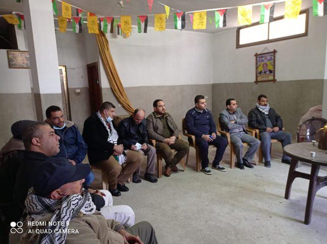 """""""فتح شرق غزة"""" تعقد اجتماعات لدوائر الانتخابات بالمناطق التنظيمية"""
