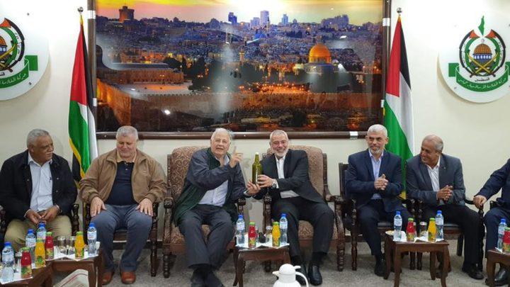 كحيل: زيارة مرتقبة لقطاع غزة قريبا لترتيب اجراء الانتخابات
