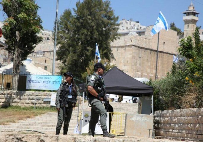 الاحتلال يمدد إغلاق الحرم الإبراهيمي مدة أسبوع