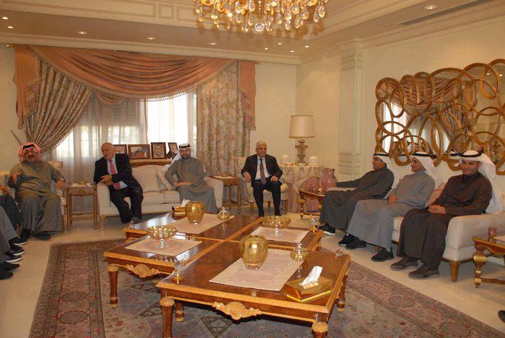 الاتفاق على إقامة مباراة ودية بين المنتخبين الفلسطيني والكويتي