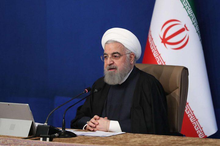روحاني يدعو بايدن إلى العودة للاتفاق النووي