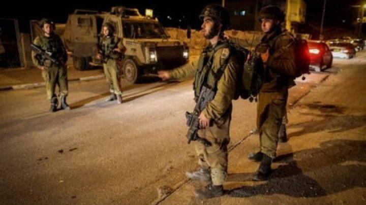 الاحتلال يقتحم بلدة بيت فجار جنوبي بيت لحم ويغلق مداخلها