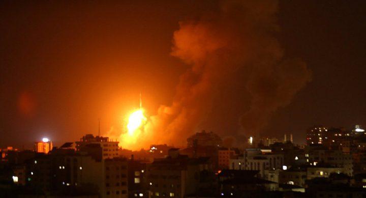 عدوان صاروخي إسرائيلي على محيط حماة السورية ودفاعات الجيش تتصدى