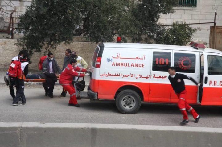 إصابة عدد من المواطنين بجروح إثر انفجار داخلي شمال القطاع