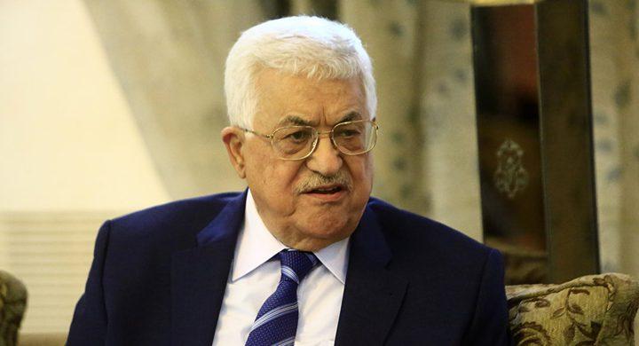 الرئيس عباس يهاتف السفير دبور للاطمئنان على أبناء شعبنا في لبنان