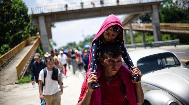 بايدن يبحث مراجعة سياسات ترامب في مجال الهجرة مع المكسيك