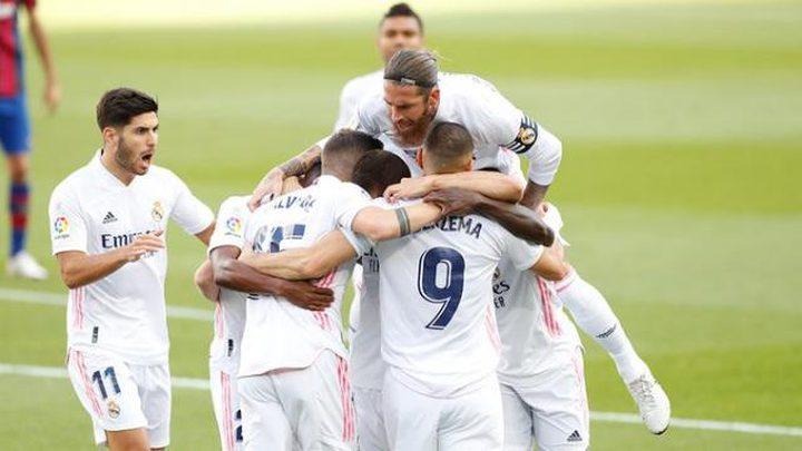 إصابة جديدة تباغت ريال مدريد