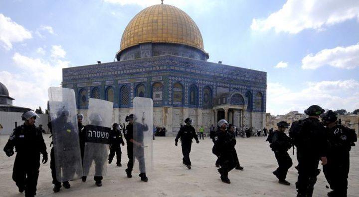 قوت الاحتلال تعتقل مقدسياً في حي سلوان