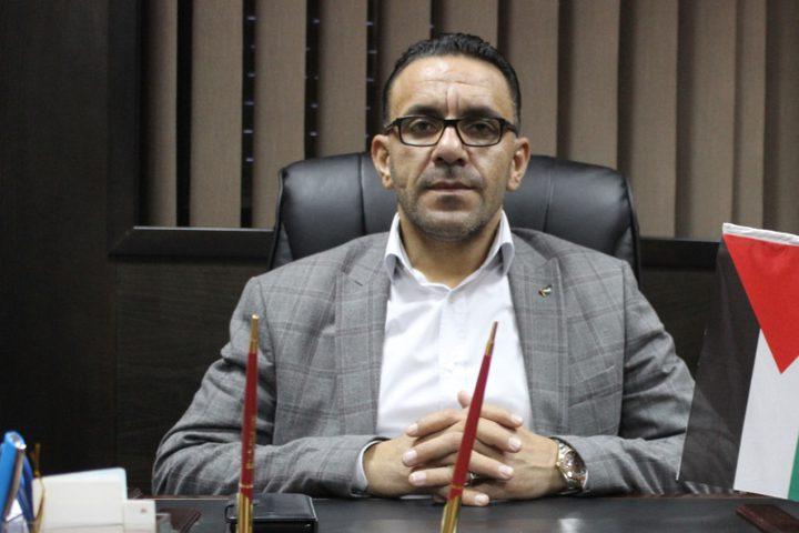 محافظ القدس يدين مخطط تحويل قصر الحسيني إلى كنيس