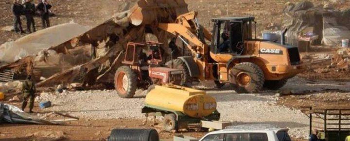 الاحتلال يداهم قرية كردلة في الأغوار الشمالية