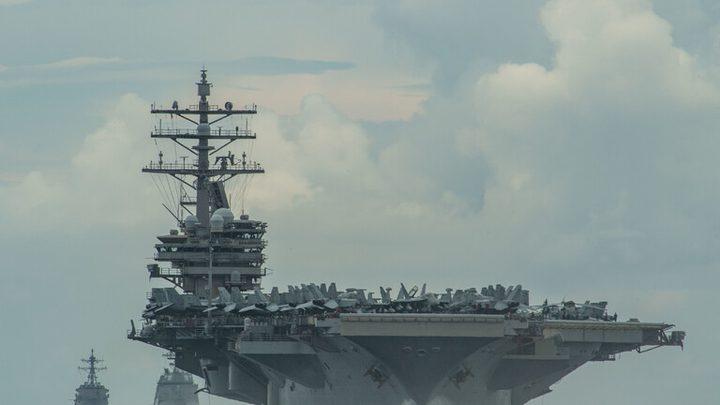 بكين: السفن والطائرات الأميركية في بحرنا استعراض قوة