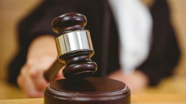 بيت لحم: الحكم بالأشغال الشاقة مدة 10 سنوات لمدان بتهمة تزوير
