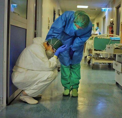 بريطانيا تسجل 20089 إصابة بفيروس كورونا