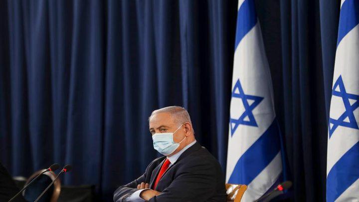 نتنياهو يتجه لتمديد الإغلاق للحد من استمرار تفشي فيروس كورونا