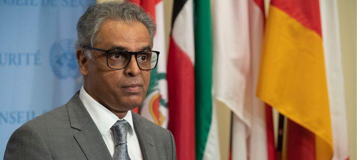 الهند تؤكد الالتزام بحل عادل للقضية الفلسطينية وعقد مؤتمر السلام