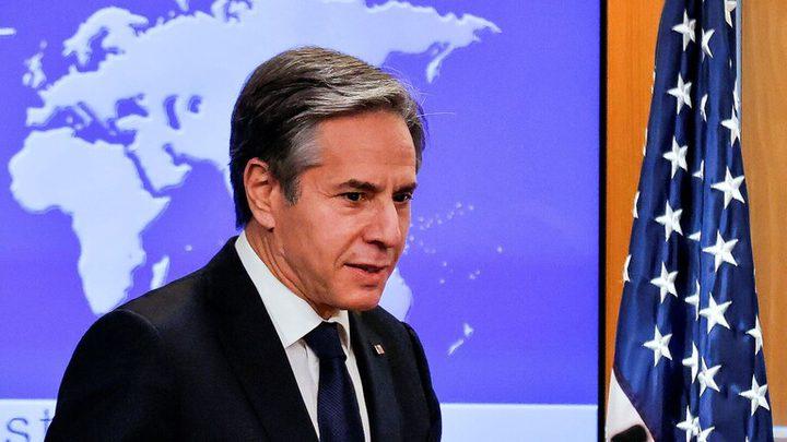 بلينكن: سنعيد النظر في قرار تصنيف الحوثيين تنظيما إرهابيا