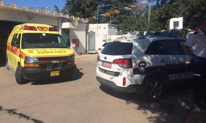 إصابة مواطنة بجريمة إطلاق نار في الجليل