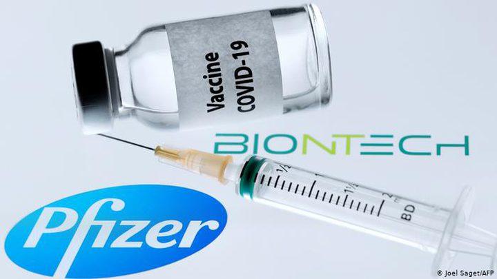 """""""فايزر وبايونتيك"""" تؤكدان أن لقاحهما فعال ضد النسختين المتحورتين"""