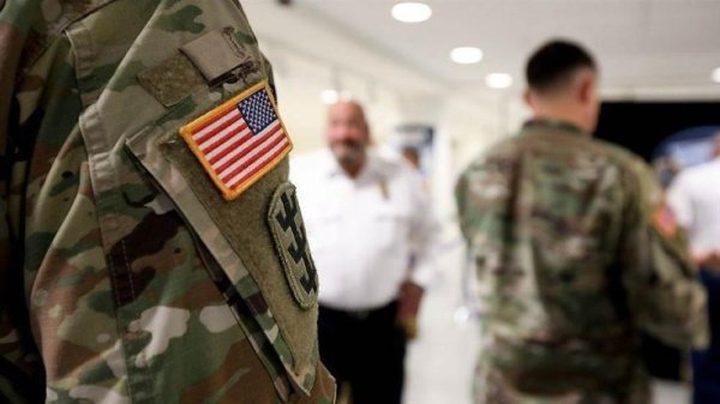 إصابة 11 جنديا أمريكيا بعضهم بحالة حرجة بمادة مجهولة في تكساس