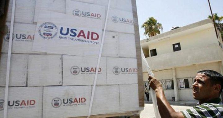 صحيفة: مباحثات لاستئناف الوكالة الأميركية للتنمية عملها بفلسطين