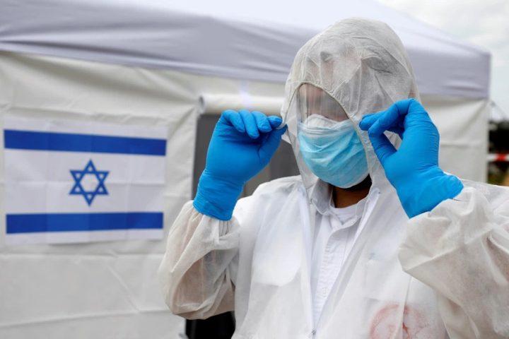 31 وفاة و7079 إصابة جديدة بكورونا لدى الاحتلال