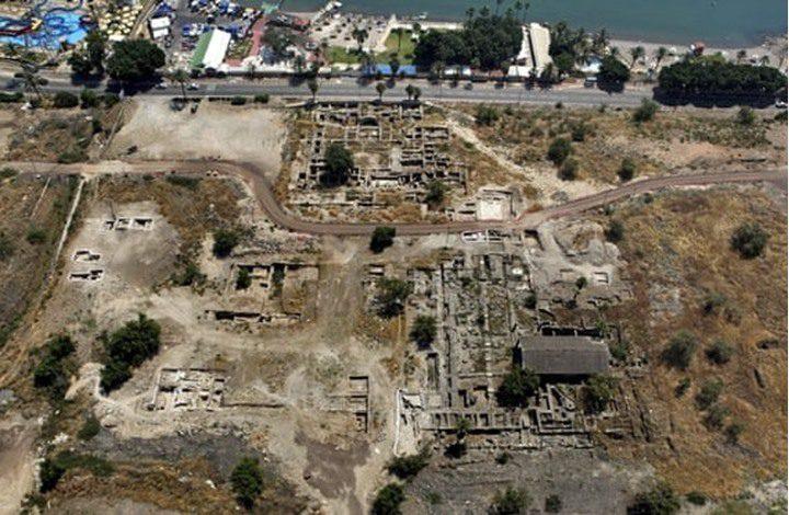 اكتشاف أحد أقدم المساجد في العالم شمال فلسطين