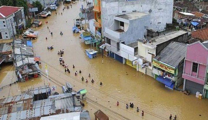 موزبيق تعلن عن تضرر أكثر من 30 ألف شخص جراء الفيضانات