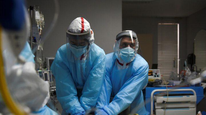 تسجيل 242 وفاة بفيروس كورونا في المستشفيات الفرنسية