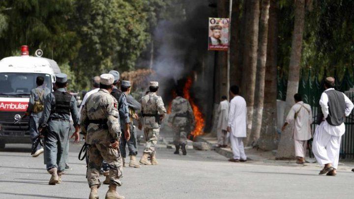 """اعتقال مسؤول بارز في حركة """"طالبان"""" بأفغانستان"""