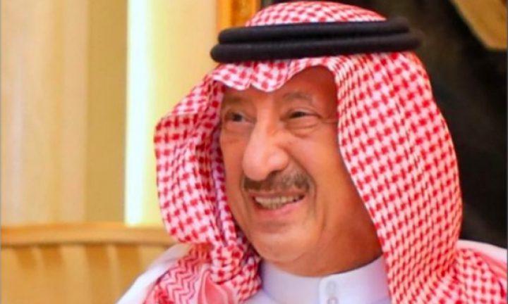 وفاة الأمير السعودي تركي بن ناصر إثر صراع مع المرض