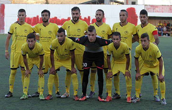العبيدية يفوز علىسلوان ويزيحه عن صدارة دوري الدرجة الأولى