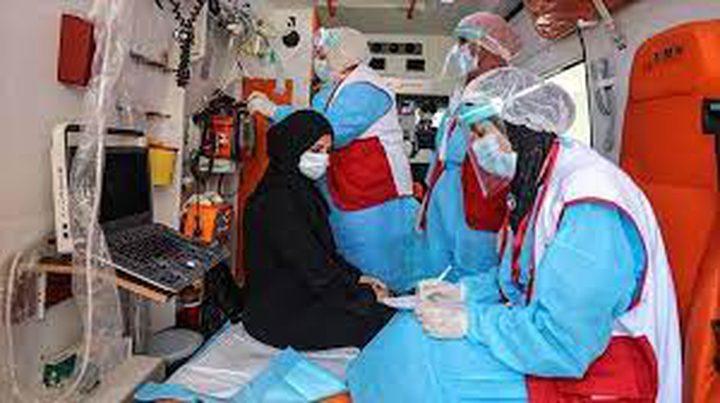 125 إصابة جديدة بكورونا في غزة