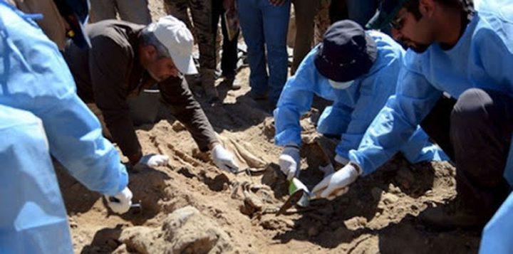 العثور على مقبرة جماعية شمالي العراق