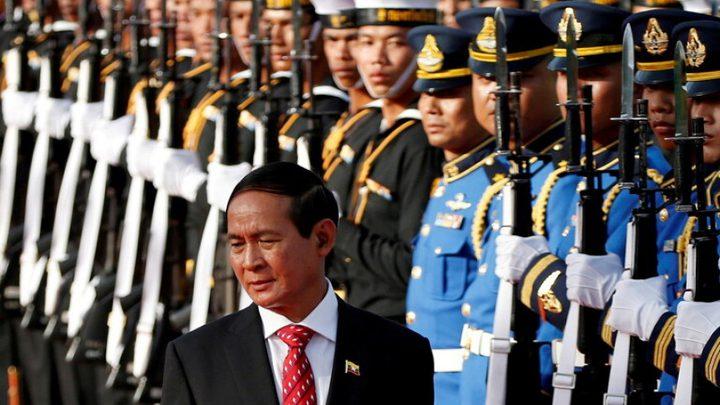 ميانمار : انقلاب في البلاد واعتقال الرئيس وزعيمة الحزب الحاكم