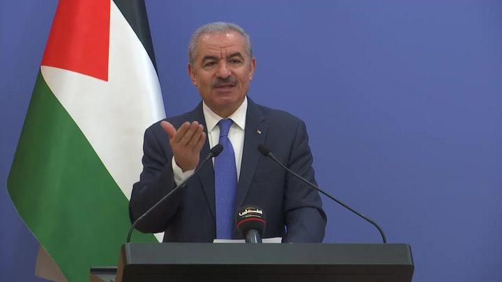 الحكومة تبدأ بمعالجة عدة ملفات تتعلق بقطاع غزة