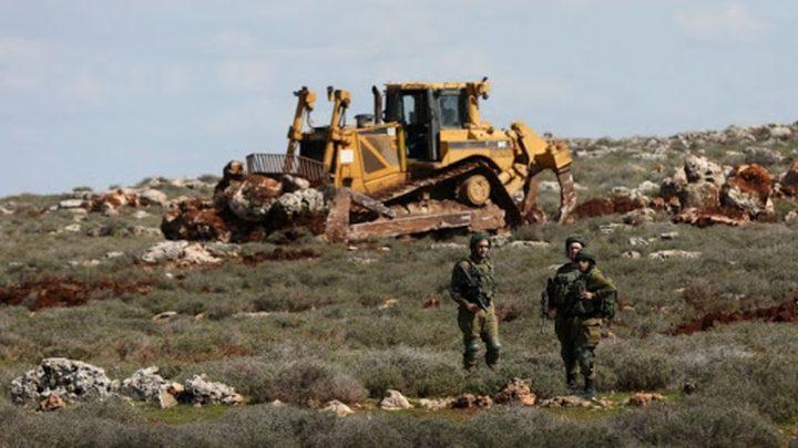 الاحتلال يحتجز شقيقتين من قرية كيسان شرق بيت لحم