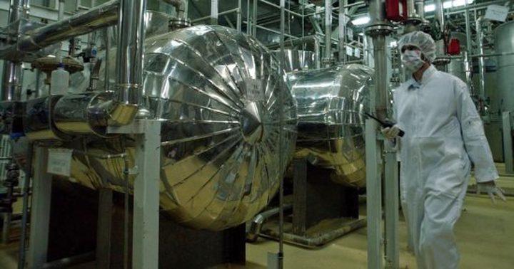 طهران تكشف عن تركيب أجهزة طرد متطورة في مفاعلي نطنز وفوردو