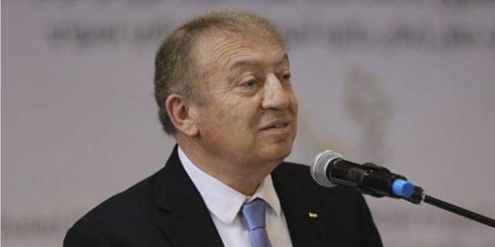 العسيلي يشارك في المؤتمر الوزاري للاتحاد من أجل المتوسط