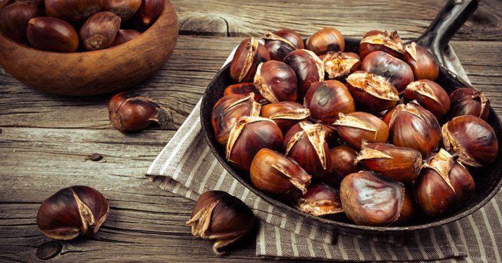 فوائد مذهلة... الكستناء في الشتاء غذاء
