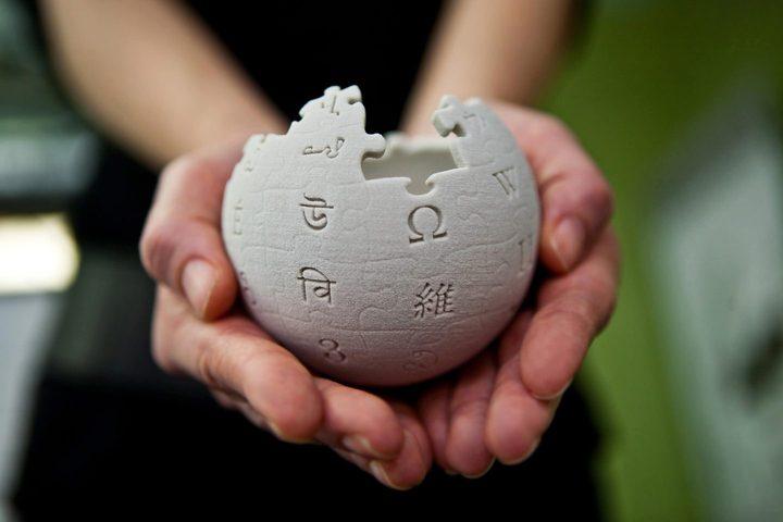 """""""ويكيبيديا"""" تُطلق مدونة عالمية لمواجهة """"المعلومات المضللة"""""""