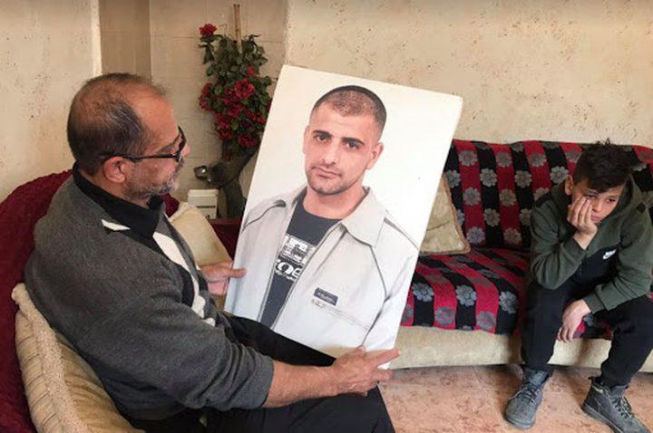 نادي الأسير:تأجيل البت في قضية الأسير المصاب بالسرطان حسين مسالمة